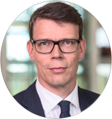 Florian Bewig, Regulatory Director