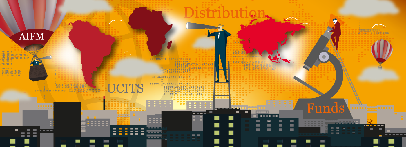 Fund distribution: looking at Africa, Latin America and Asia