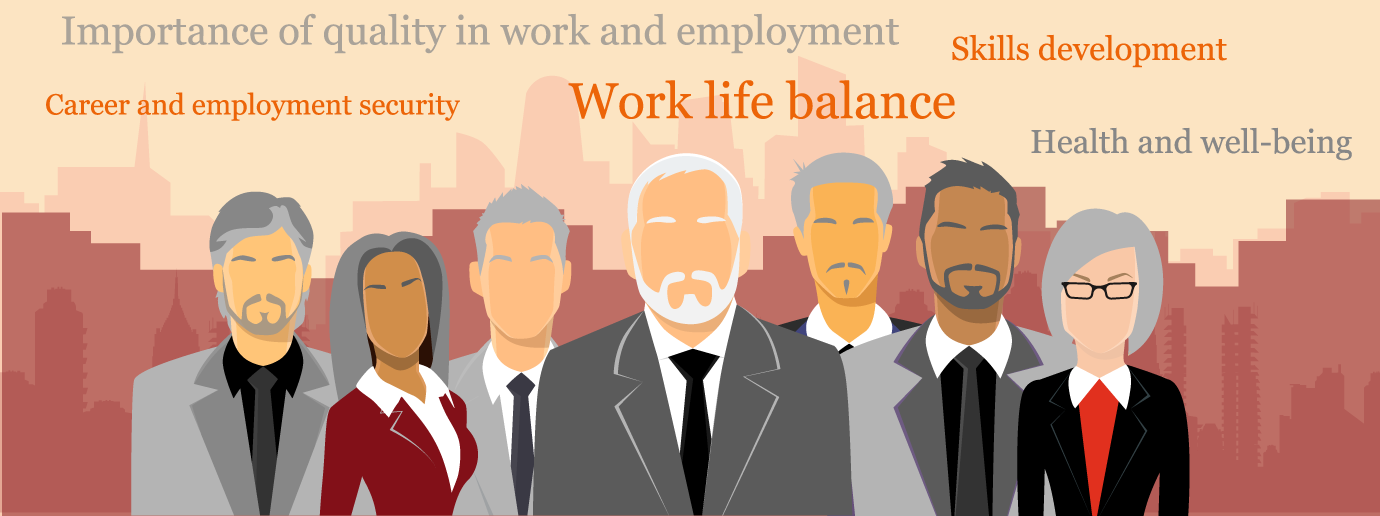 How much can the older workforce impact the OECD economies?