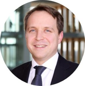 Benedikt Jonas, Director at PwC Luxembourg
