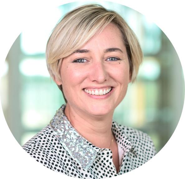 Sidonie Braun, Partner at PwC Luxembourg