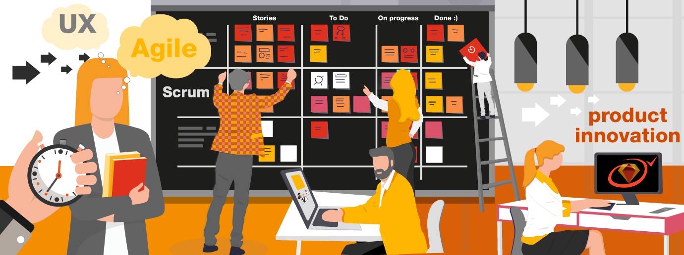 The happy marriage between UX and Agile