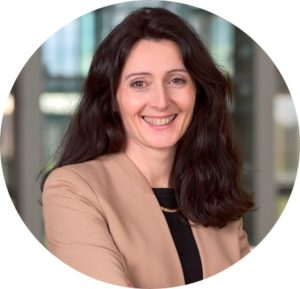 Nelly Mazzarol, Managing Director at PwC Luxembourg