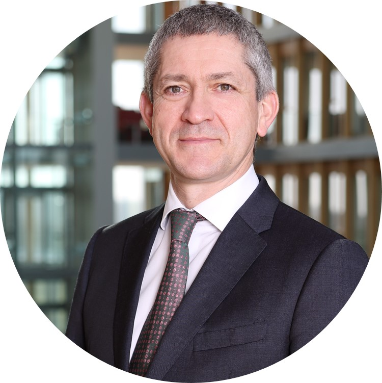 Christian Scharff, Partner at PwC Luxembourg