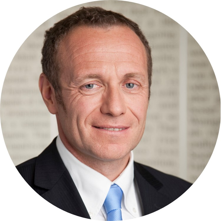 Laurent Probst, Partner at PwC Luxembourg