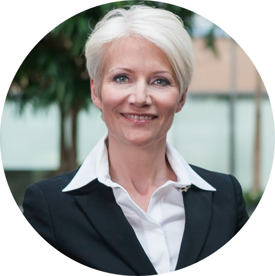 Nathalie Dogniez, Partner at PwC Luxembourg