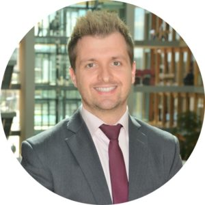 Pavel Kostyuchenko, Head of actuarial services & Director at PwC Luxembourg