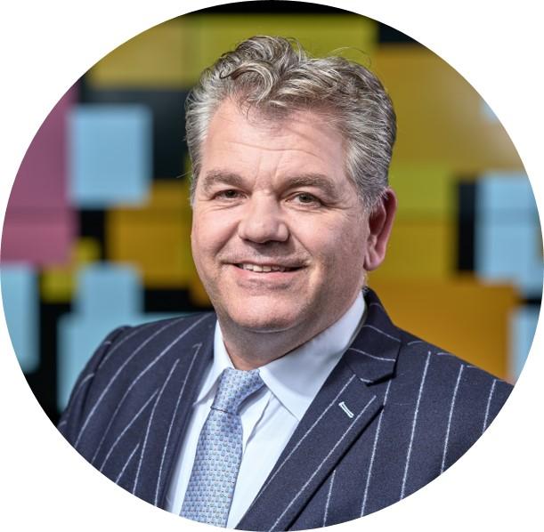 John Parkhouse, CEO at PwC