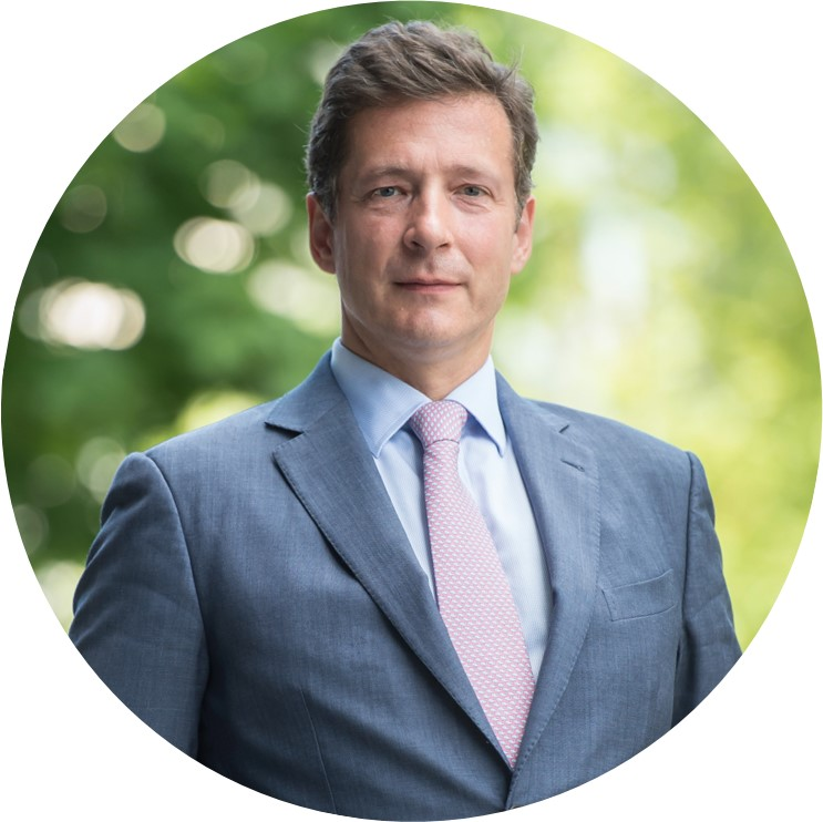 Nicolas Mackel, CEO at Luxembourg for Finance