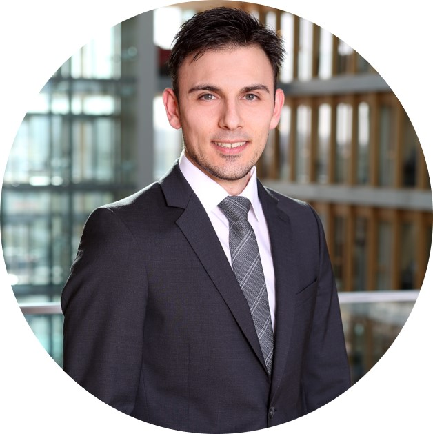 Thomas Campione, Blockchain & Crypto-assets Leader at PwC Luxembourg