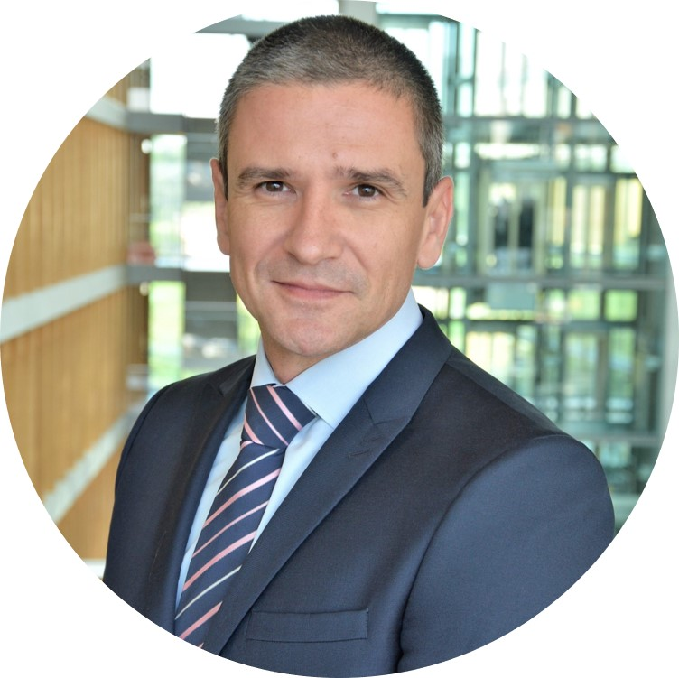 Anthony Dault, Audit and Advisory Insurance Partner at  PwC Luxembourg