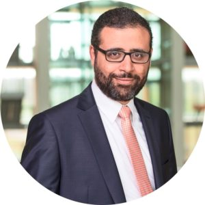 Ashraf Ammar, Director at PwC Luxembourg