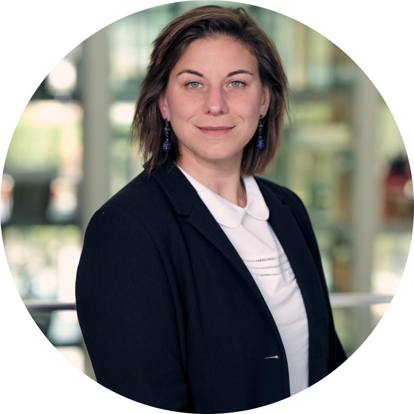 Virginie Laye, Director at PwC Luxembourg