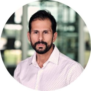 Luis Salerno, Digital Communications Manager at PwC Luxembourg