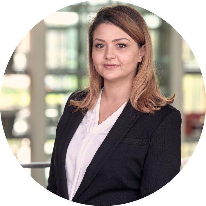 Sonia Letaief, Technology Manager at PwC Luxembourg