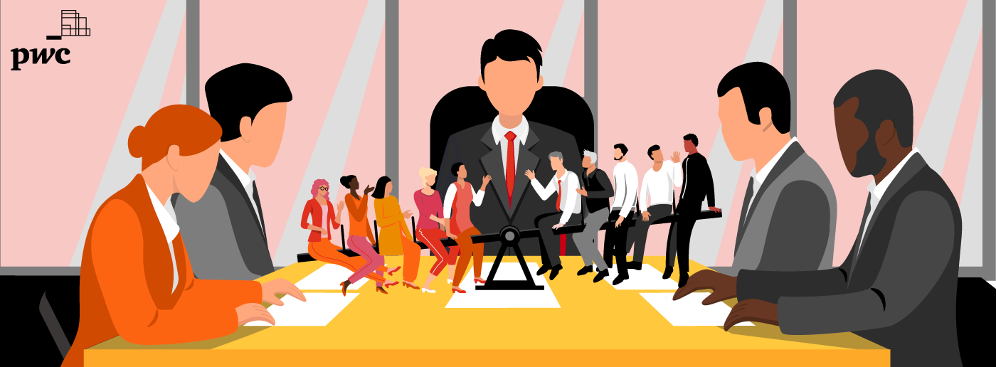 Women's presence in the boardroom: It's improving, but it isn't quite there yet.