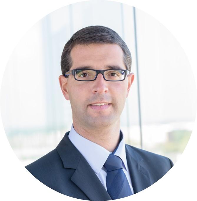 Alexandre Lambin, Risk Assurance Partner at PwC Luxembourg
