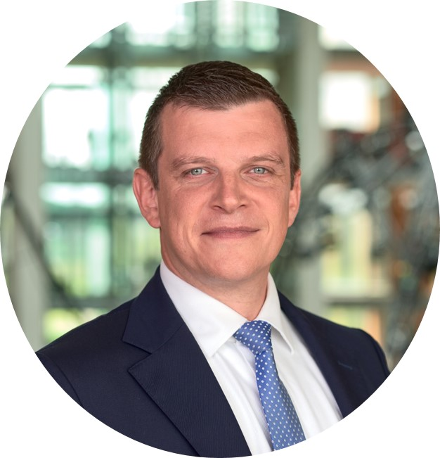 Jean Philippe Maes, Risk Management Partner at PwC Luxembourg