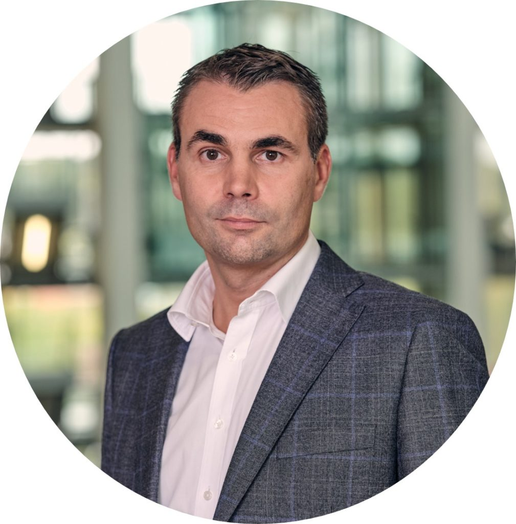 Bertrand Jaboulay, Audit Partner at PwC Luxembourg