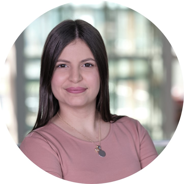 Maria Bravo, Diversity and Inclusion Officer and Shine Ally