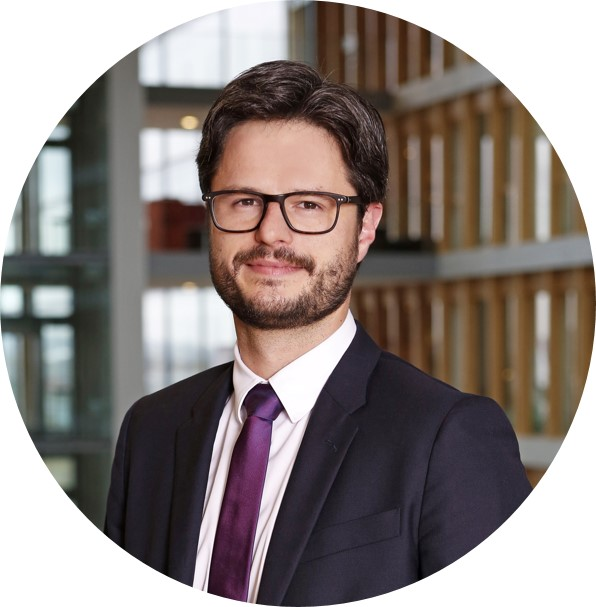 Philippe Förster, Director at PwC Luxembourg - IFRS and Treasury