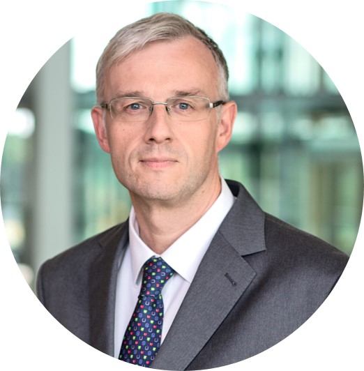 Frédéric Chapelle, PwC Luxembourg Technology Partner