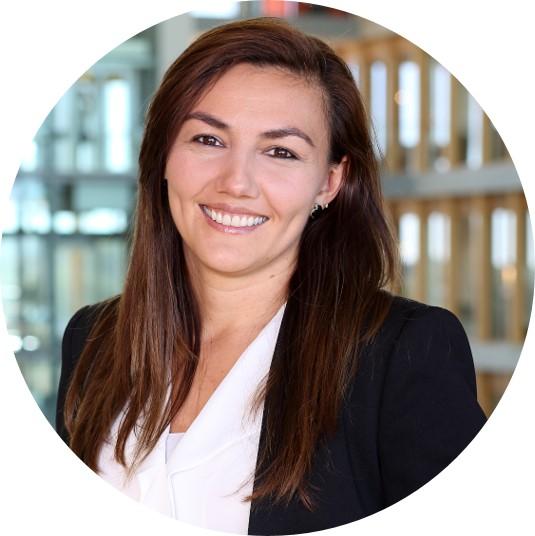 Yoliana Bayona, Advisory Services Director at PwC Luxembourg