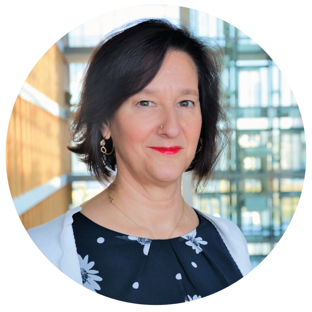 Mary Carey, Senior Manager Media Relations & Editorial at PwC Luxembourg